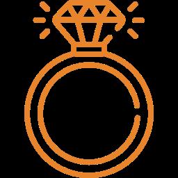 diamond-ring icon