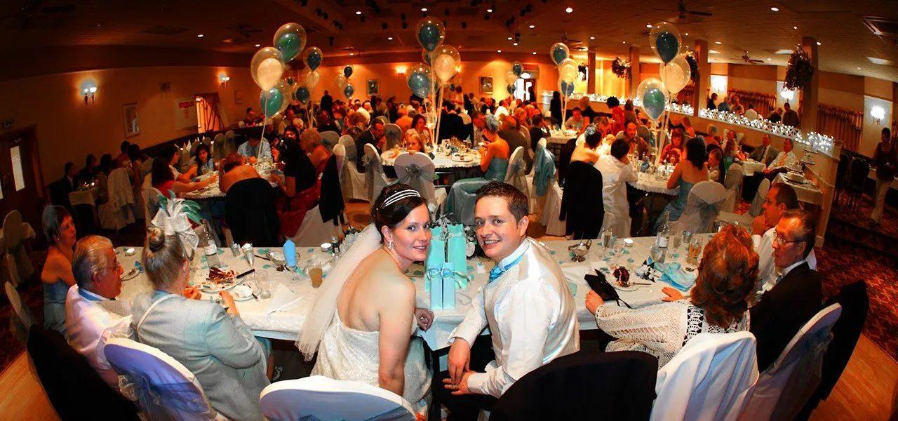 Standard Triumph Club wedding-reception